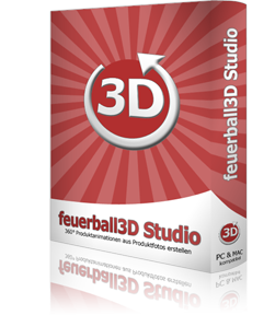 Software feuerball3D Studio