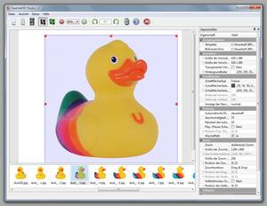 Schnell und professionell 360° Animationen mit feuerball3D Studio erstellen